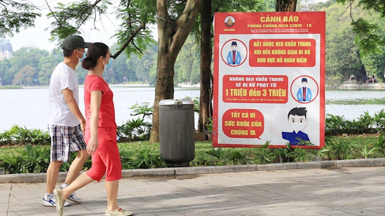 Từ ngày 28/9, Hà Nội cho phép nới lỏng thêm một số hoạt động 1