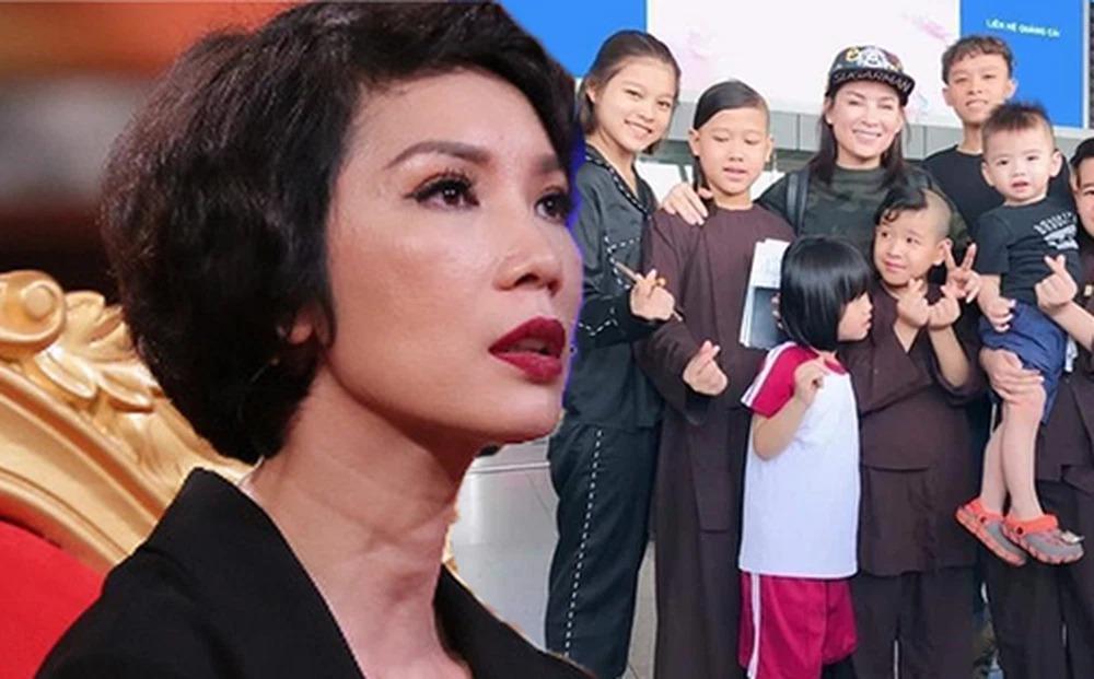 Xót xa tâm nguyện dang dở giấu kín của Phi Nhung dành cho 23 người con nuôi bây giờ mới tiết lộ 2