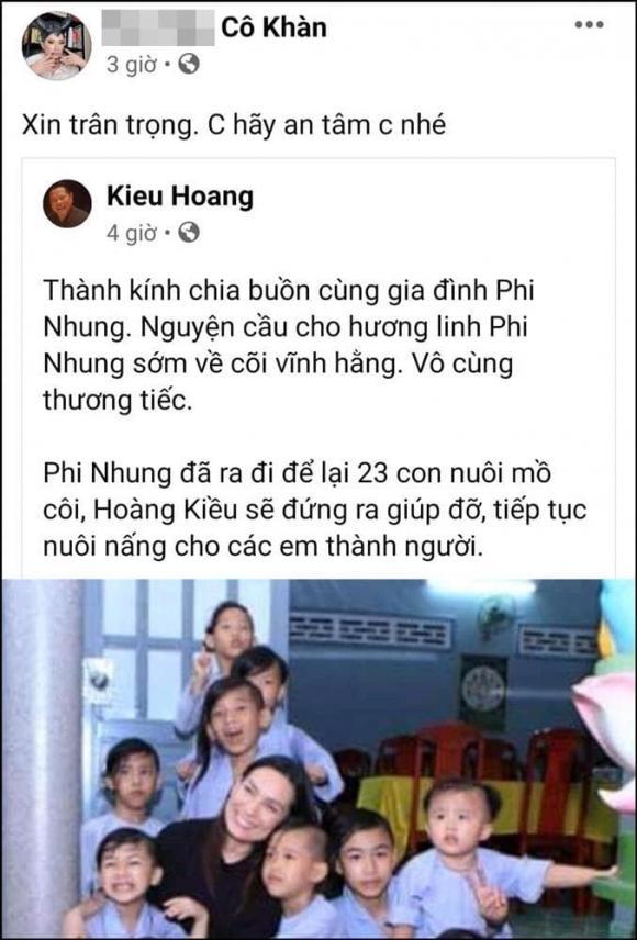 Trang Trần bất ngờ nói về 'cái khó' của tỷ phú Hoàng Kiều khi muốn nhận nuôi 23 con nuôi của Phi Nhung 3