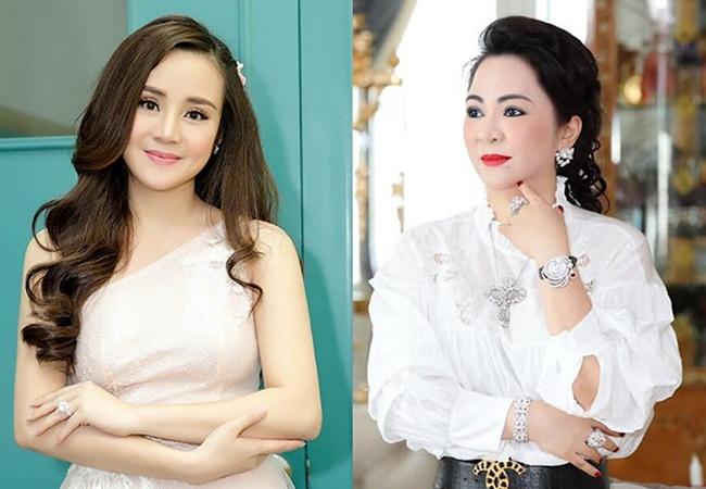 Vy Oanh dùng Nhâm Hoàng Khang để cảnh cáo đối tượng đang bị cô đệ đơn kiện cáo 4