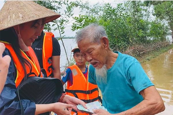 Thông tin mới nhất về quá trình tra soát hoạt động từ thiện của ca sĩ Thuỷ Tiên 2