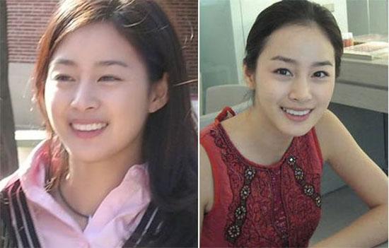 Loạt ảnh mặt mộc của 2 quốc bảo nhan sắc xứ Hàn: Song Hye Kyo tinh khôi, Kim Tae Hee đầy thánh thiện 12