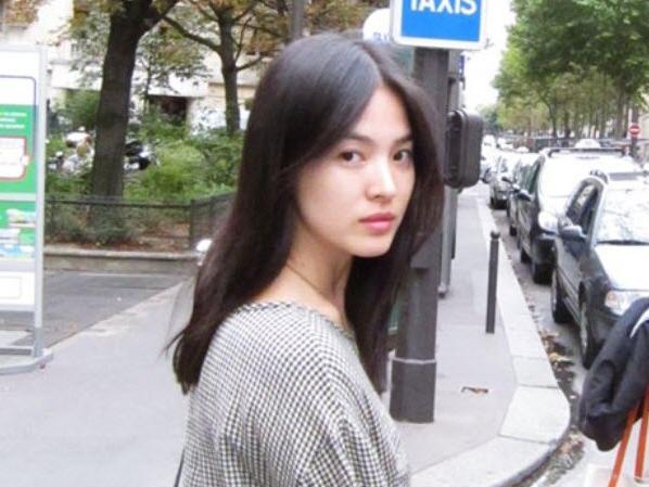 Loạt ảnh mặt mộc của 2 quốc bảo nhan sắc xứ Hàn: Song Hye Kyo tinh khôi, Kim Tae Hee đầy thánh thiện 6
