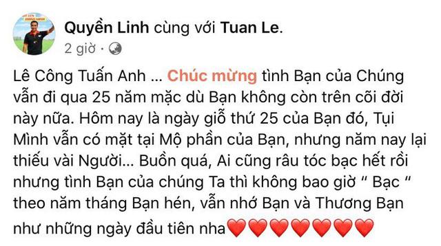 Ảnh hiếm quy tụ dàn nam thần quyền lực của màn bạc Việt thập niên 90 gây 'sốt' 1