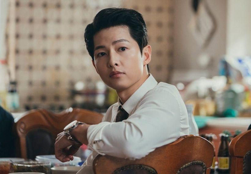 Knet bóc trần 'bộ mặt thật' của Song Joong Ki chỉ qua một chi tiết nhỏ 3