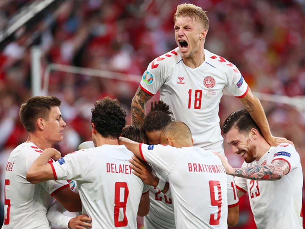 Link xem trực tiếp bóng đá xứ Wales - Đan Mạch: Cặp đấu cân tài cân sức, định đoạt bằng luân lưu? 3