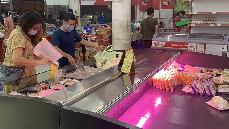 Bí thư Hà Nội kêu gọi người dân không nên mua gom hàng hoá vì siêu thị, chợ vẫn mở bình thường 4