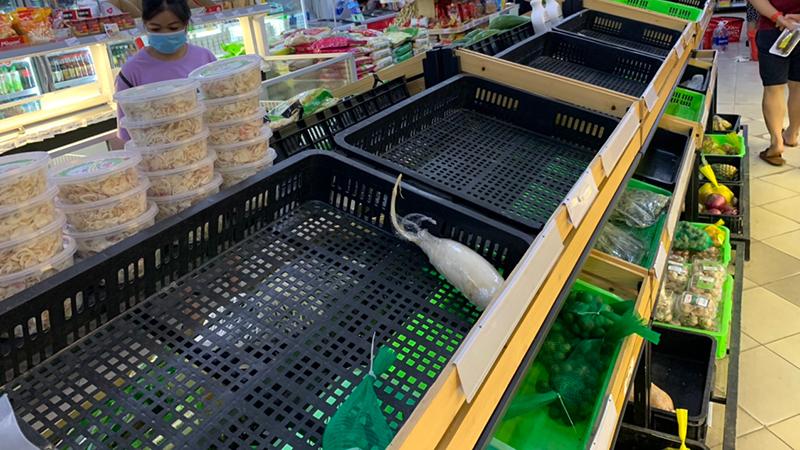 Bí thư Hà Nội kêu gọi người dân không nên mua gom hàng hoá vì siêu thị, chợ vẫn mở bình thường 1