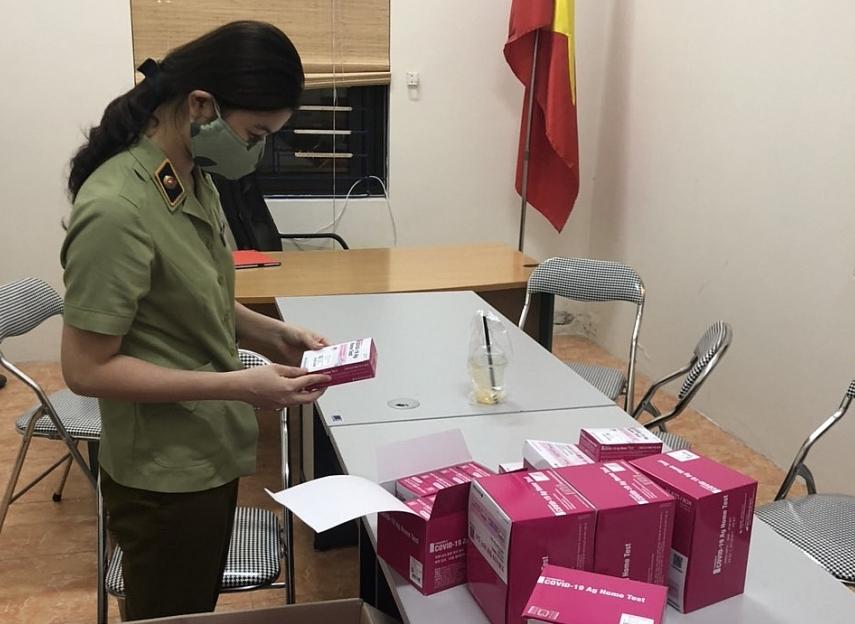 Bộ Y tế cảnh báo cẩn trọng về bộ kit test nhanh COVID-19 rao bán tràn lan trên mạng 1