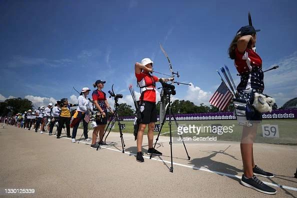 Olympic Tokyo 2021: Mỹ nhân bắn cung Việt Nam về đích thứ 49, sắp gặp đối thủ mạnh 1