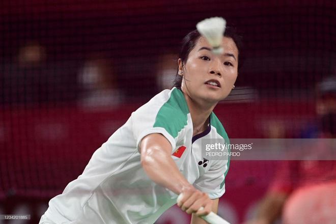 Olympic Tokyo: Mỹ nhân cầu lông Việt Nam có trận đấu đáng khen trước tay vợt số 1 thế giới 1