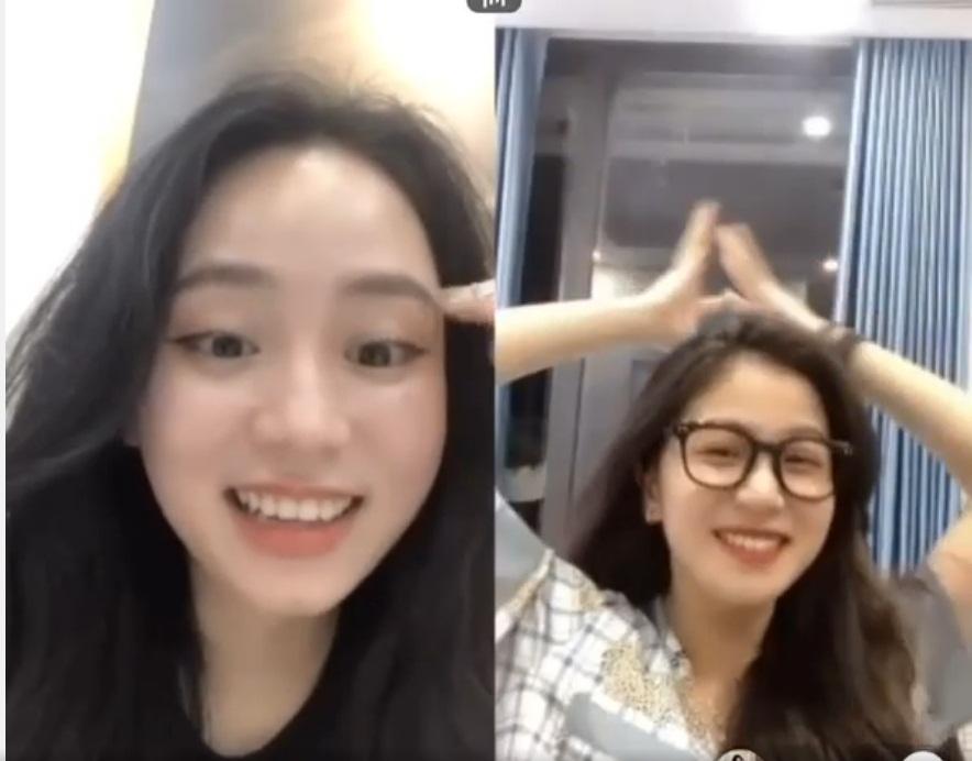 Livestream chung với cô giáo Minh Thu, nhan sắc gái xinh xứ Nghệ gây chú ý 2