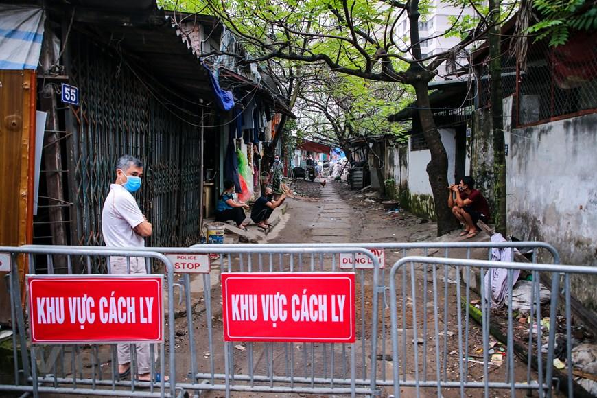 Hà Nội khẩn thiết đề nghị người dân không ra ngoài địa bàn, cần đi xét nghiệm SARS-CoV-2 miễn phí  1