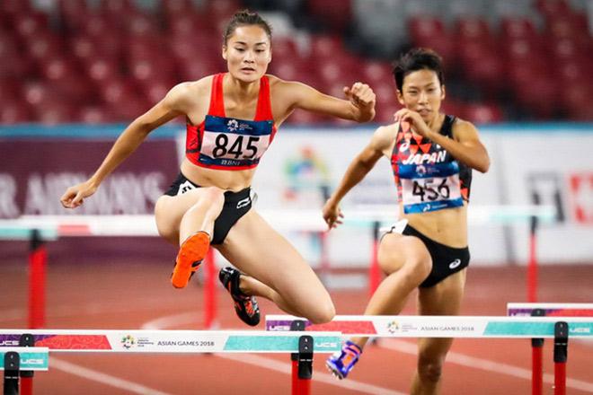 Olympic Tokyo 2020: Cô gái Mường Quách Thị Lan tạo nên kỳ tích cho điền kinh Việt Nam 3