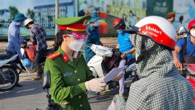 Rà soát người dân, HSSV có nhu cầu rời Thủ đô: Công an Hà Nội lên tiếng  1