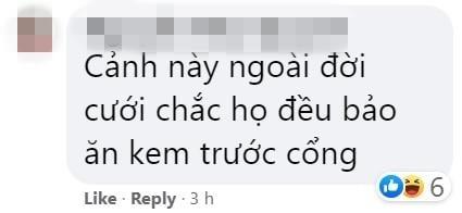 Hương Vị Tình Thân: Nam bị bộ váy cưới báo hại, fans tra hỏi 'ăn cơm trước kẻng' từ bao giờ? 3