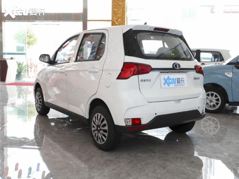 Xuất hiện thêm mẫu ô tô điện siêu rẻ, phá vỡ mọi kỷ lục về giá bán của phương tiện 4 chỗ 2
