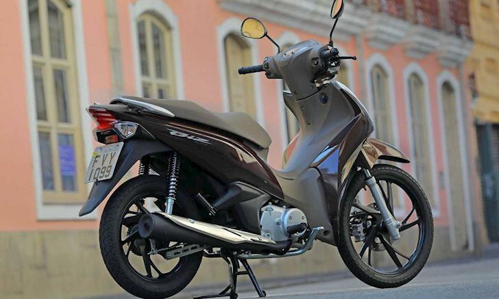Xe số hạng sang Honda Biz 125: Đẹp hoàn hảo từng chi tiết, sở hữu nhiều công nghệ 2