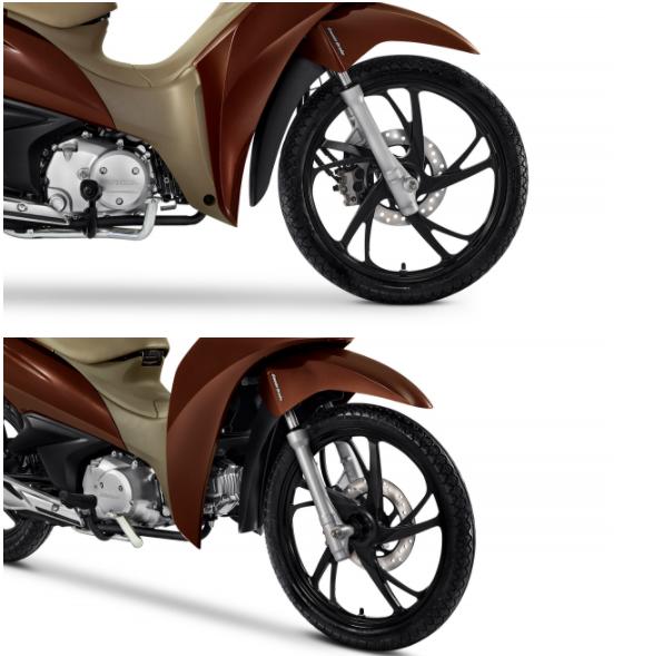 Xe số hạng sang Honda Biz 125: Đẹp hoàn hảo từng chi tiết, sở hữu nhiều công nghệ 4