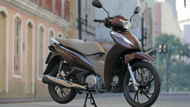 Xe số hạng sang Honda Biz 125: Đẹp hoàn hảo từng chi tiết, sở hữu nhiều công nghệ 3
