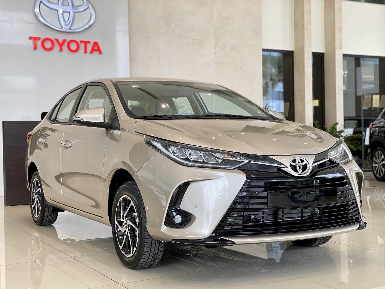Toyota Vios giảm sâu kỷ lục, nỗ lực giành lại vị thế 'xe quốc dân' với mức giá dưới 500 triệu 1