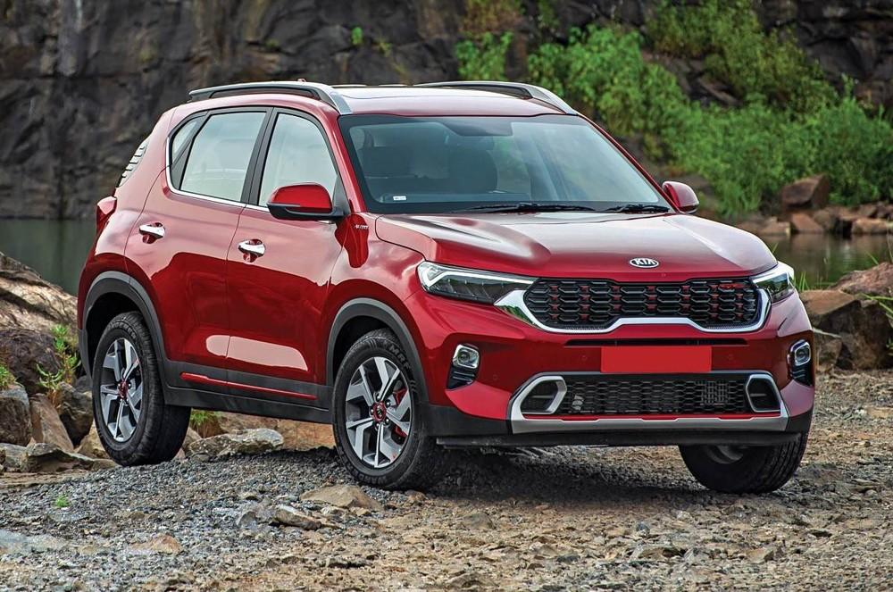 KIA sắp ra mắt KIA Sonet giá 500 triệu, quyết tâm thống trị phân khúc SUV cỡ nhỏ tại Việt Nam 1