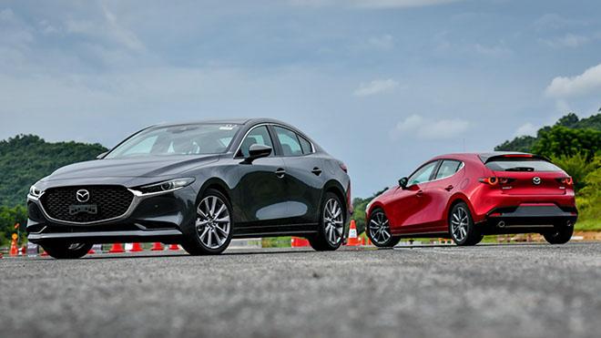 Cập nhật giá xe Mazda 3 tháng 7/2021: Ưu đãi cao nhất lên tới 50 triệu đồng 1