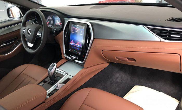 VinFast Lux A2.0 hạng sang nhưng chi phí nuôi xe chỉ ngang dòng bình dân 4