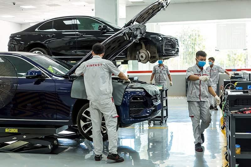 VinFast Lux A2.0 hạng sang nhưng chi phí nuôi xe chỉ ngang dòng bình dân 2