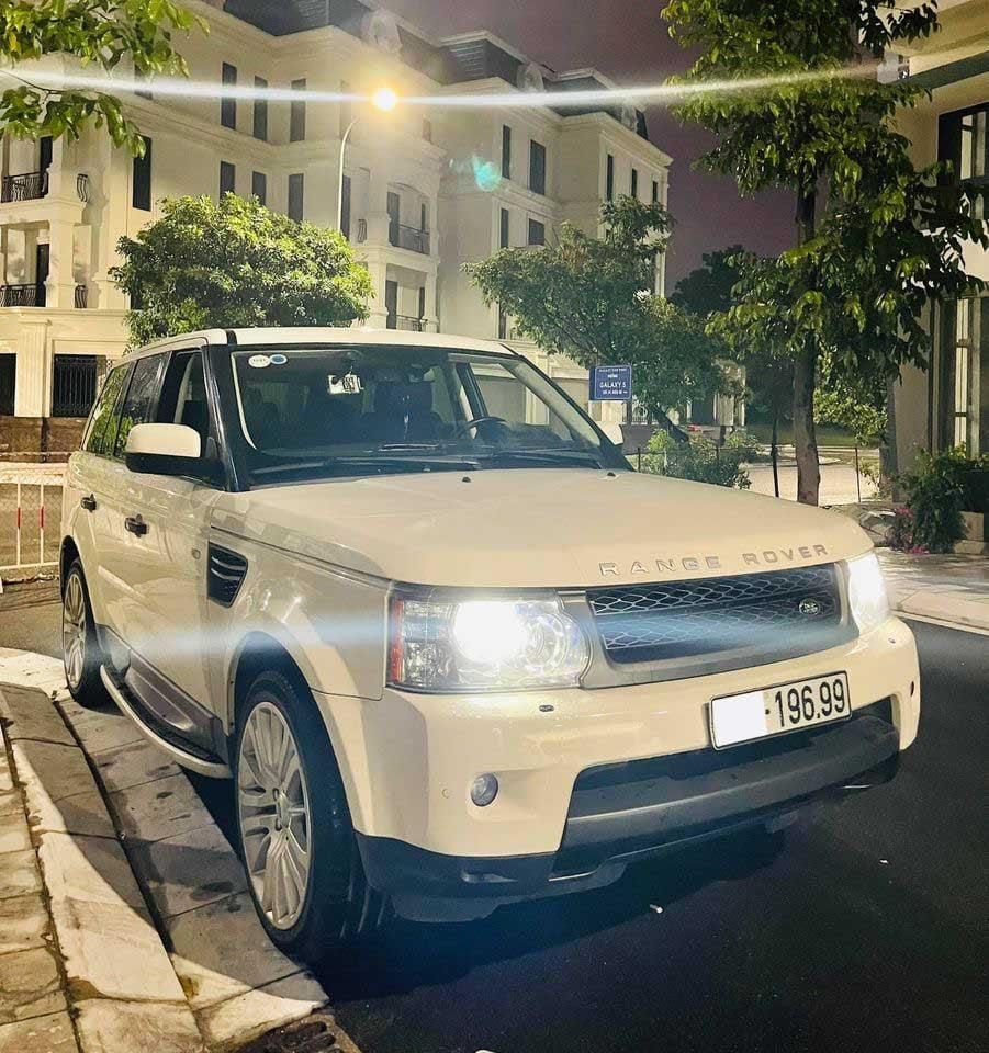 Range Rover Sport bán lại giá chỉ hơn 800 triệu, thực hư chất lượng có đáng mua?  2