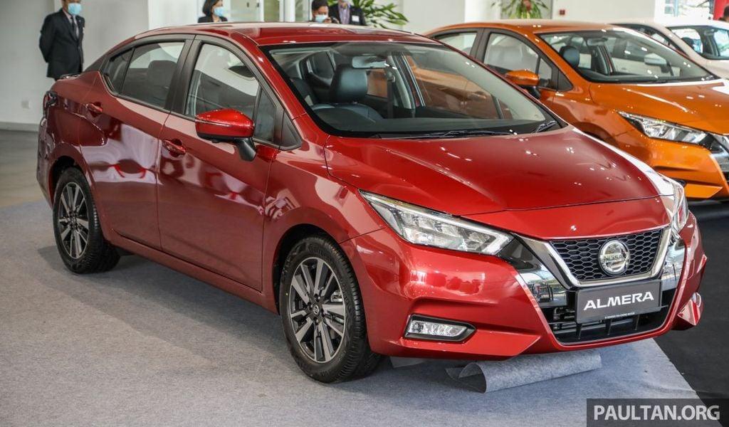 Giá lăn bánh Nissan Almera 2021 tháng 8: Tân binh tiềm năng vượt mặt Vios, Accent 1