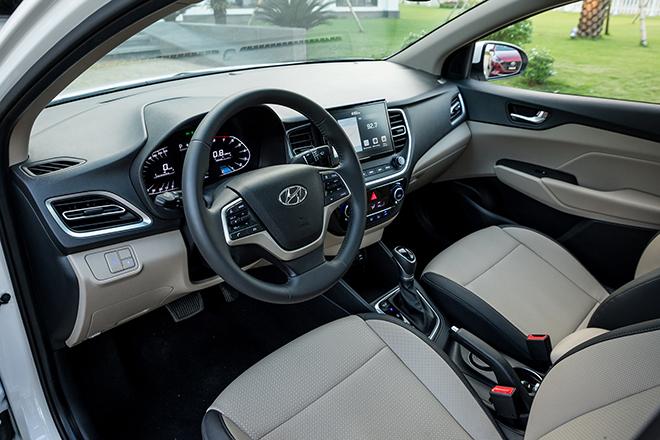 Giá lăn bánh Hyundai Accent tháng 8/2021: Tiếp tục là lựa chọn số 1 trong phân khúc 4