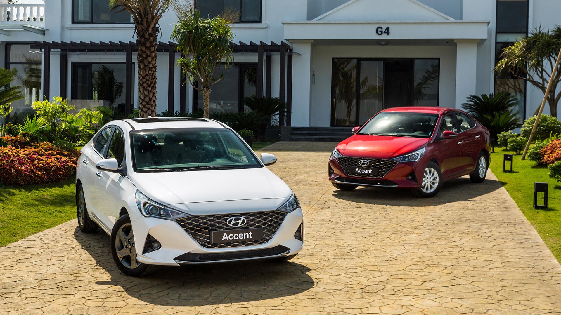 Giá lăn bánh Hyundai Accent tháng 8/2021: Tiếp tục là lựa chọn số 1 trong phân khúc 1