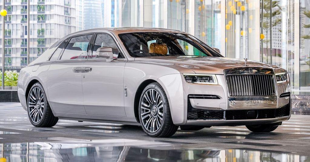 Top 3 sedan hạng sang đắt nhất Việt Nam: Rolls-Royce dẫn đầu, bất ngờ vị trí thứ 3 6