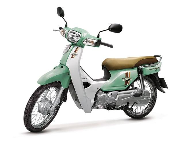 Honda Dream: Tất tần tật những phiên bản từng xuất hiện tại Việt Nam 8