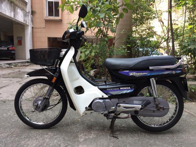 Honda Dream: Tất tần tật những phiên bản từng xuất hiện tại Việt Nam 1
