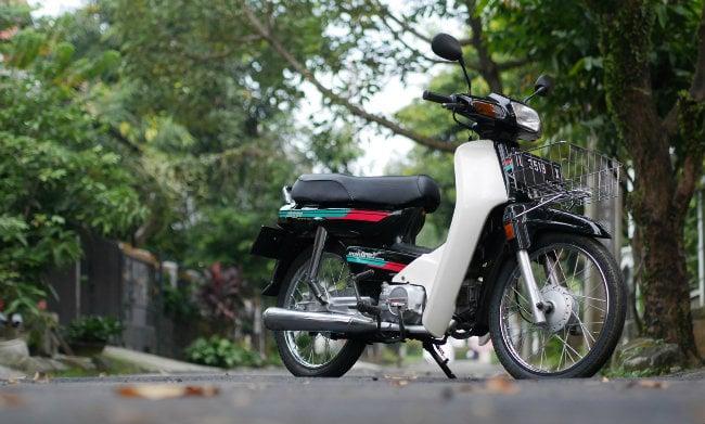 Honda Dream: Tất tần tật những phiên bản từng xuất hiện tại Việt Nam 6