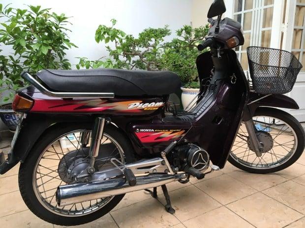 Honda Dream: Tất tần tật những phiên bản từng xuất hiện tại Việt Nam 5