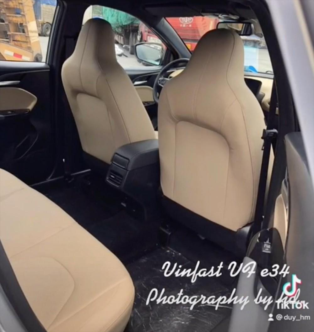 Lộ diện nội thất thực tế bên trong VinFast VF e34, khách đặt mua mới nhìn đã thấy hài lòng 4
