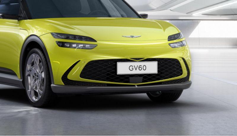Xe điện hạng sang Genesis GV60 2022 đẹp toàn diện, đối thủ nặng ký của VinFast VF e35 1