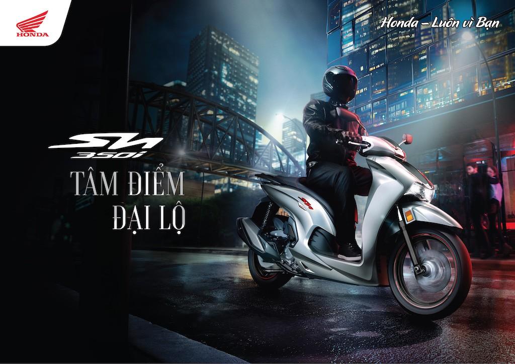 Honda Việt Nam công bố giá bán SH 350i, dân tình đổ xô mua xe ngay trong tháng Ngâu?  1