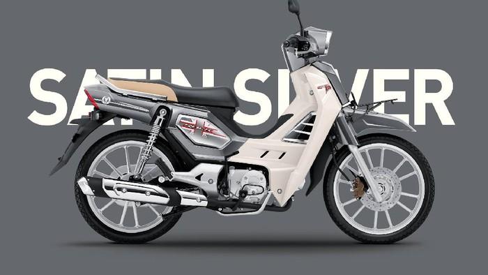 Xe máy giá rẻ đến từ Thái Lan có thêm phiên bản mới, ngoại hình trẻ trung vượt mặt Super Cub 7