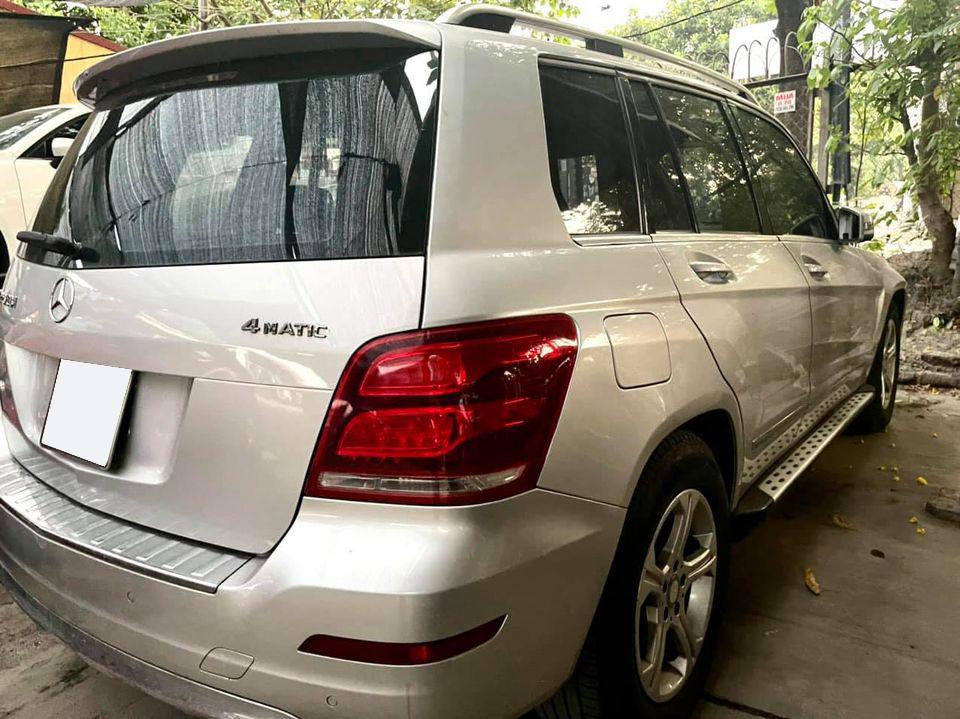 Mercedes-Benz GLK 8 năm tuổi bán lại giá hời, chủ xe mạnh dạn tuyên bố 'xe hiếm, siêu tiết kiệm xăng' 4