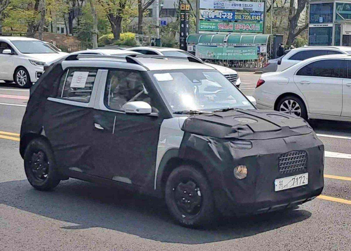 Hyundai có thêm 'hàng nóng' cho phân khúc SUV cỡ nhỏ, dấu ấn cuối năm 2021?  1