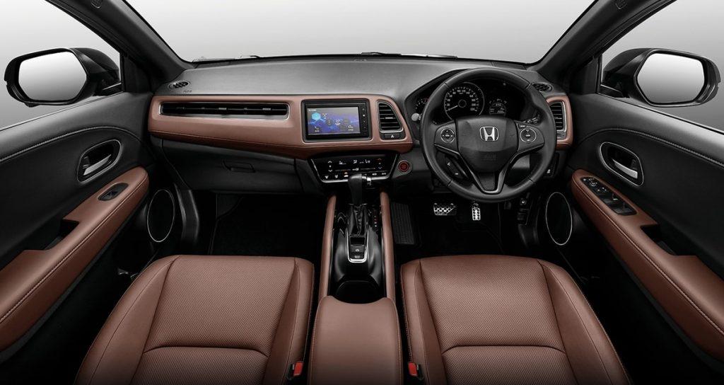 Honda HR-V 2021: Bản siêu tiết kiệm với giá bán cực hấp dẫn 3