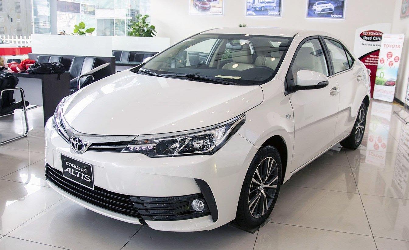 Bộ đôi sedan của Toyota giảm giá cực sâu, VinFast Lux nguy cơ bị bỏ lại phía sau 2