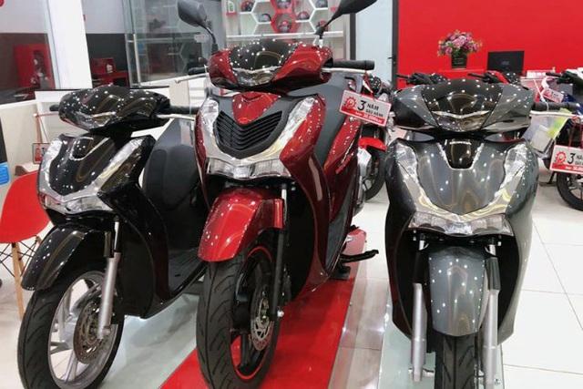 Cập nhật bảng giá Honda SH đầy đủ các phiên bản tháng 9/2021 3