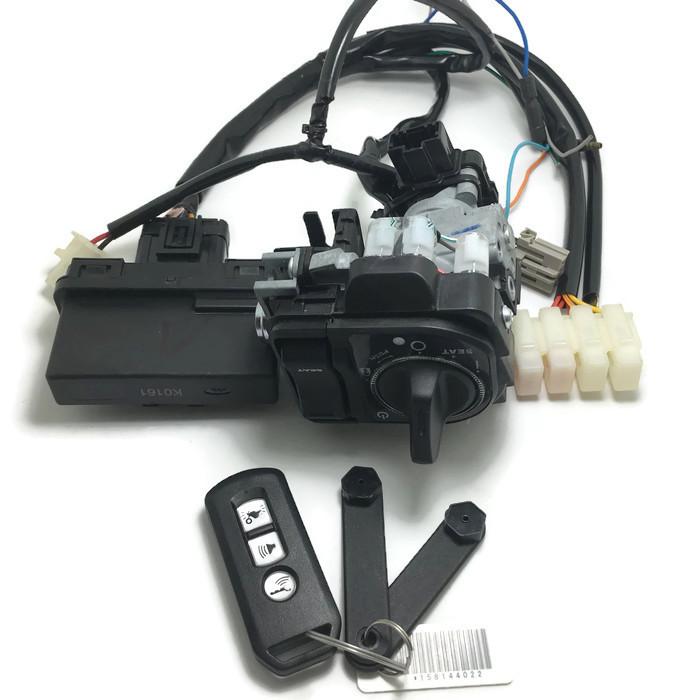 Bóc tách toàn bộ ưu, nhược điểm bộ khóa thông minh Smartkey của xe máy Honda  1