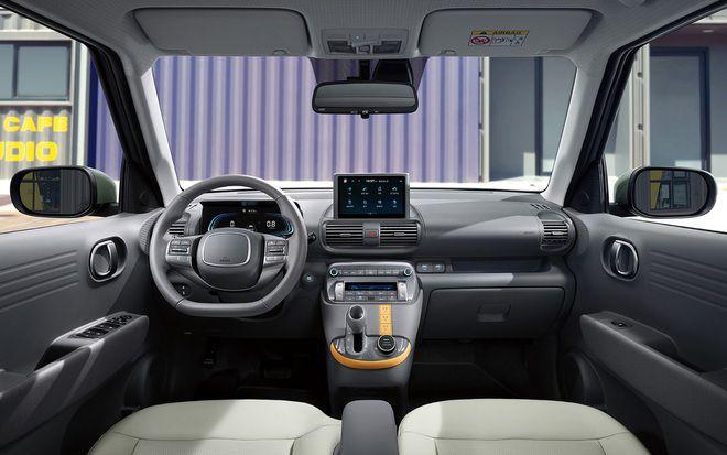 Tận mắt nội thất Hyundai Casper, tân binh được mong đợi đã xuất hiện ra thị trường 4