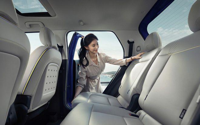 Tận mắt nội thất Hyundai Casper, tân binh được mong đợi đã xuất hiện ra thị trường 7